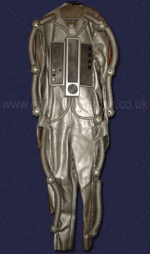 cyberman suit